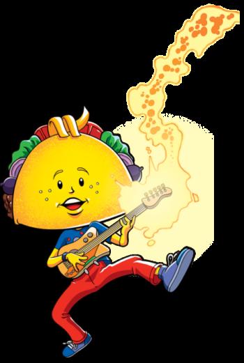 Punk Taco Floating